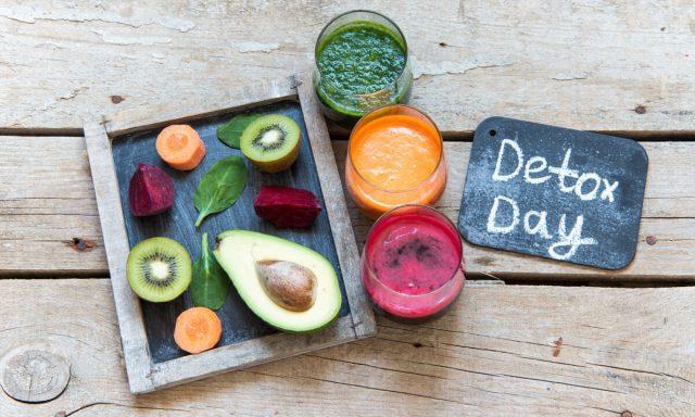 Smoothie Recipes To Detox Toxins