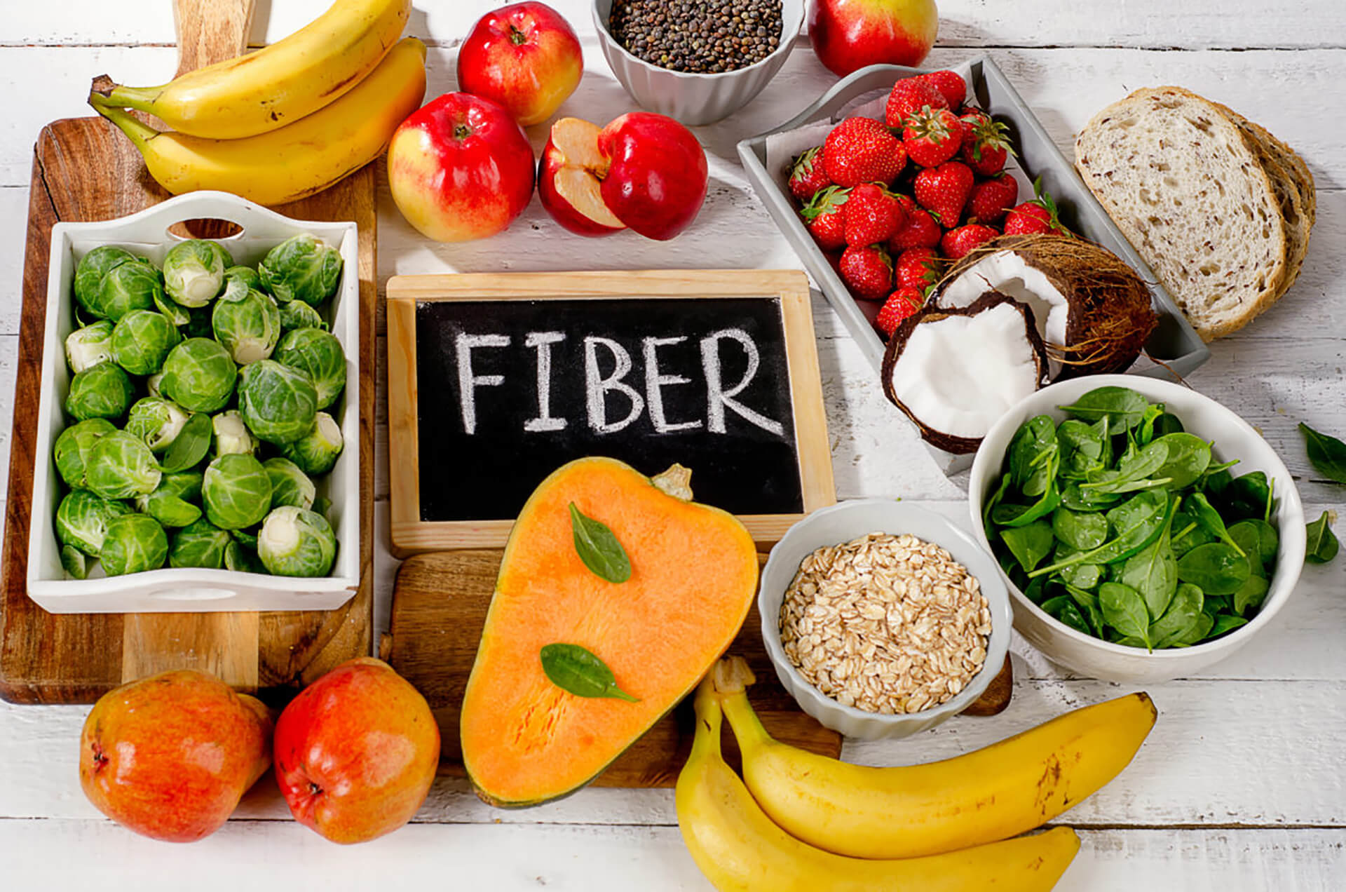 High Fiber Foods – Add Fiber to the Diet