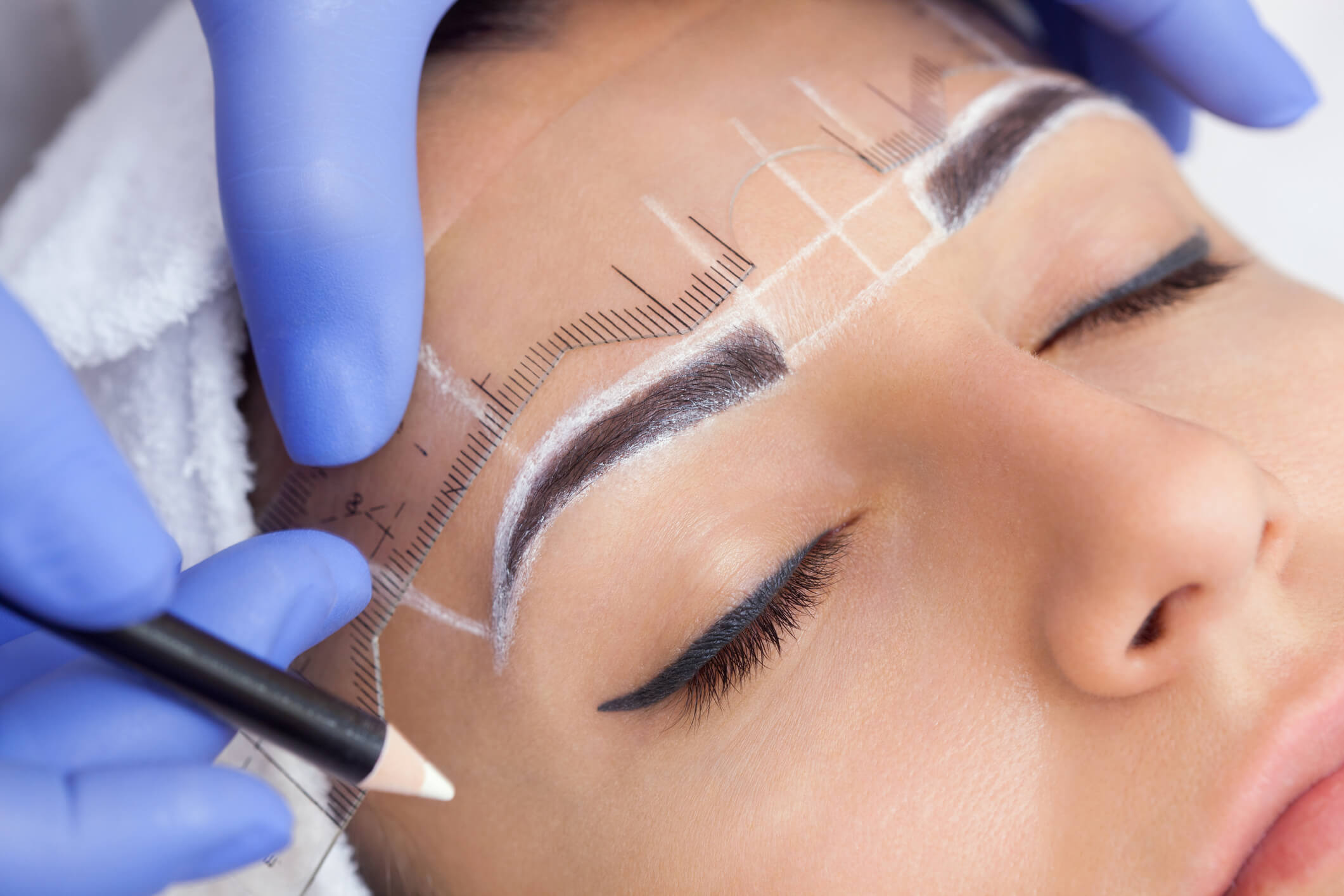 A Guide About The 30 Days Of Microblading Healing Process
