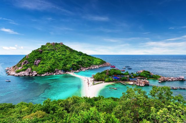 Most Popular Island in Thailand